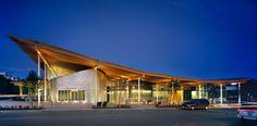 Ballard Library and Neighborhood Service Center,© Nic Lehoux