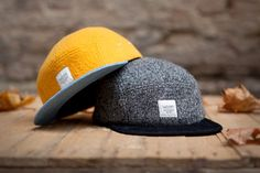 Ucon Acrobatics 2013 Holiday Headwear Collection: Berlin-based label Ucon rounds out the year with its 2013 holiday headwear collection. Stylish Caps, Blue Friday, Summer Cap, Clothes Horse, Men Looks, Fall Outfits, At Least, Street Wear, Mens Fashion