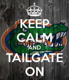Always down for a good tailgate ;)