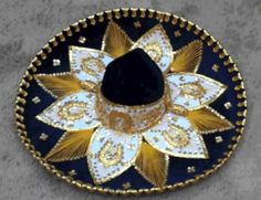 Sombreros charros mexicanos - artesanum com Mariachi Hat, Savages, Quinceanera, Apartment Ideas, Gabriel, Google, Fashion, Paper, Mexican Hat