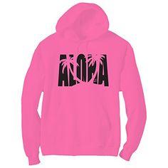 Aloha Bright Neon Pink Adult Pullover Hoodie - Small ZeroGravitee http://www.amazon.com/dp/B01BYT0PHI/ref=cm_sw_r_pi_dp_6BCZwb0P3Y9WA
