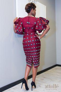 Beautiful modern african fashion looks 8461 African Fashion Designers, African Print Fashion, Africa Fashion, Ethnic Fashion, Fashion Prints, Fashion Women, Women's Fashion, African Print Dresses, African Fashion Dresses