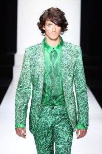 groene jas van hans ubbink.