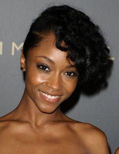 Peachy Professional Natural Hairstyles Hairstyles And Natural Hair On Short Hairstyles For Black Women Fulllsitofus