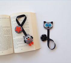 Şirin Kitap Ayraçları Keçeden baykuş ve kedi figürlü şirin kitap ayraçları..Kitap sever dostlarınıza şirin.... 389180