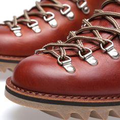 Fracap M120 Ripple Vibram Sole Scarponcino Boot (Arabian)