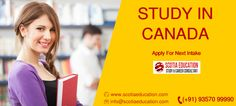 ATTENTION STUDENTS.....CANADA #Study / #Students #admissions is open with us for Immediate Intake. College FEE after VISA approval. Contact us : +91 93550 99990, +91 93560 99990, +91 93570 99990 Visit: scotiaeducation.com Email:- info@scotiaeducation.com OR scotiaimmigration@gmail.com #ScotiaEducation #canadaVisa #studyassist #studentsupport #student #universities  #admission #education #institution #studyadvice