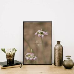Your place to buy and sell all things handmade Greeting Card Box, Art Floral, Pretty Pictures, Purple Flowers, Note Cards, Flower Power, Envelope, Daisy, Gifts For Her