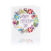Jolie Papier Floral Mother's Day Card