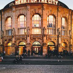 Freiburg, Germany ... Heart of the city ❤   Art of the city  .  #Freiburg