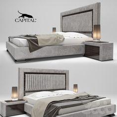Кровать Capital Collection Klass