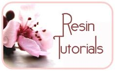 An awesome list of resin tutorials for the resin newbie @Sharayah L. @Trinity Lucas  good stuff here