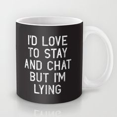 Bah Hah Hah!  This mug was totally made just for me!