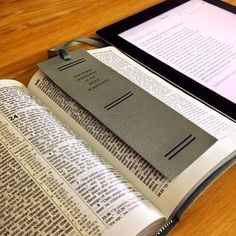 World Headquarters had so many delegates visiting this past week... They gave out NWT Bible Covers as bookmarks!