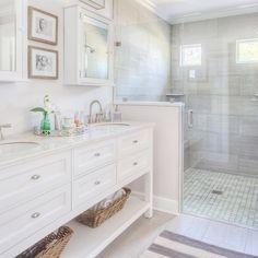 Make Photo Gallery Master Bathroom Vanity by homedecorators roselandproject bathroomdesign bathroomredo renovation