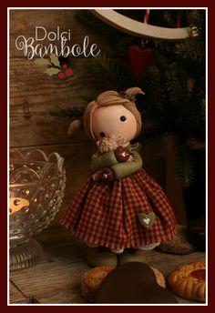 Porcellana fredda -Dolci Bambole