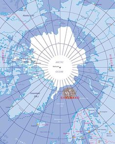 SVALBARD - closest I'll ever get to the North Pole....amazing place, amazing adventure..would love to go back.