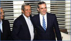 Luis Abinader y Hatuey De Camps acuerdan impulsar un gran frente nacional de oposición.