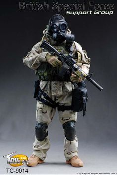 onesixthscalepictures: Toys City British Special Force : Latest product news for scale figures inch collectibles).