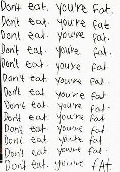 don't eat | Tumblr