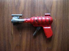 1936 Toy Ray Gun Raygun Vintage Wyandotte Space Pistol by obotek, $125.00