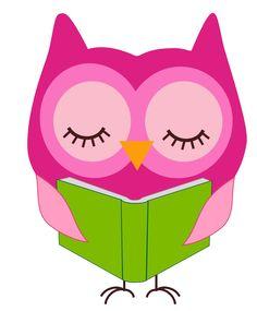 Owl Reading Clip Art   Cliparts Co