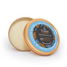 All natural Raw Body Butter