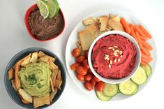 4 Easy Recipes to Take Your Hummus Up a Notch