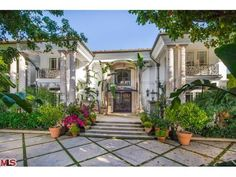 Bijan Pakzad's Beverly Hills home for sale for $11,995,000 100 Copley PL, Beverly Hills, CA 90210