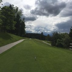 Only 4 days at home have to play my home golf course #golf #golfbroadcaster #whyilovethisgame #tirol #