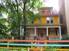 10 Crazy Colorful Exteriors for Inspiration | Apartment Therapy