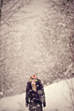 Perfect snow picture. 2012 Look Back » VeLvet OwL Photography Blog