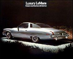 1974 Pontiac Luxury LeMans