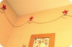 A Cowboy Nursery | Rope and Star hooks