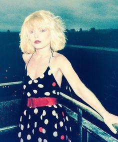Debbie Harry (c) Chris Stein / Negative