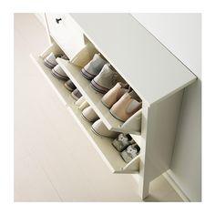 HEMNES 靴収納用キャビネット 4コンパートメント  - IKEA