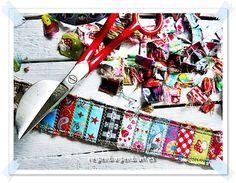 """regenbogenbuntes"": WebBAND-Patchwork DIY-Tutorial + Charity"