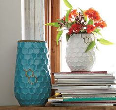 vases from West Elm