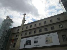 Centro de Arte Reina Sofía, Madrid by voces, via Flickr