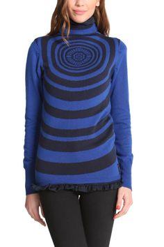 "Desigual Jers Sweater ""Clicol"" 47J2L06 | Buy Online | Ship Worldwide"