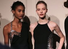 The Look of Anthony Vaccarello Fall 2013 - MODTV