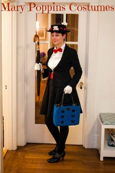 Mary Poppins Costumes Bring Mary Poppins to life with fun Mary Poppins costumes that everyone will enjoy. Kids and adults alike have loved the…