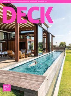 Revista DECK. Arquitectura, Diseño & Decoración.