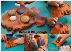 R is for Rocks | Preschool Activities