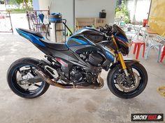 Kawasaki Z 800 - Motorcycles - Motorrad Honda Cb Unicorn 150, Z 800, Kawasaki Ninja, Bike Life, Motorbikes, Mustang, Vehicles, Kawasaki Motorcycles, Motors