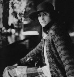 """Tweedland"" The Gentlemen's club: VITA SACKVILLE WEST Portrait of much more than a gardener"