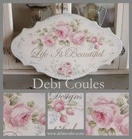 Life is Beautiful  - E Design Packet by Debi Coules