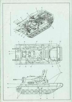 Overzichtsbeeld van de checklist voor PRTL bemanning. Marine, Panzer, Cold War, Cheetah, Netherlands, Dutch, Vehicle, Wooden Boat Building, Tanks