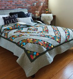 Scintilla Quilt Pattern Download
