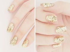 Il est l'or de penser à sa décoration de mariage !  http://www.mariage.com/idees-de-mariage/les-themes/il-lor-penser-decoration-mariage
